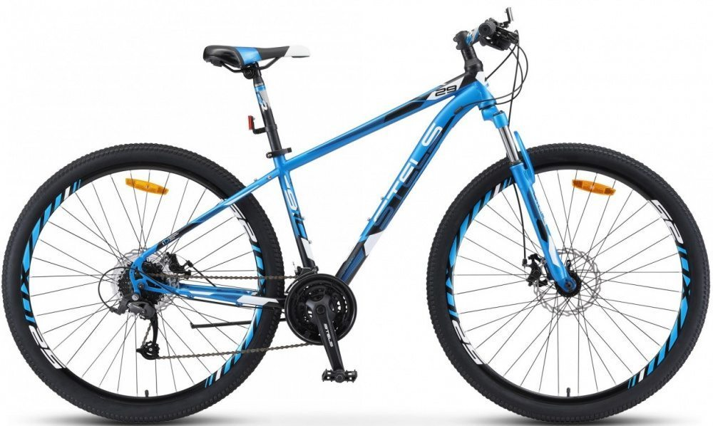 """Горный велосипед STELS Navigator 910 MD 29"""" V010 (2020)"""