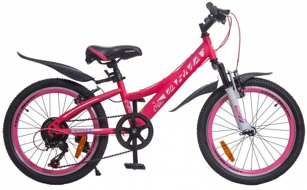 """Детский велосипед 20"""" VARMA Denali H20R 7 ск. ст."""