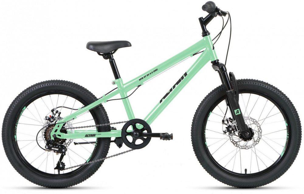 Детский велосипед ALTAIR MTB HT 20 2.0 disc (2019-2020)