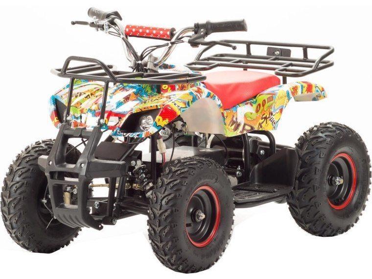 Детский квадроцикл Motoland E-ATV 1000 (E007)