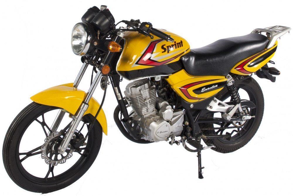 Мотоцикл 150074R Eurotex Sprint