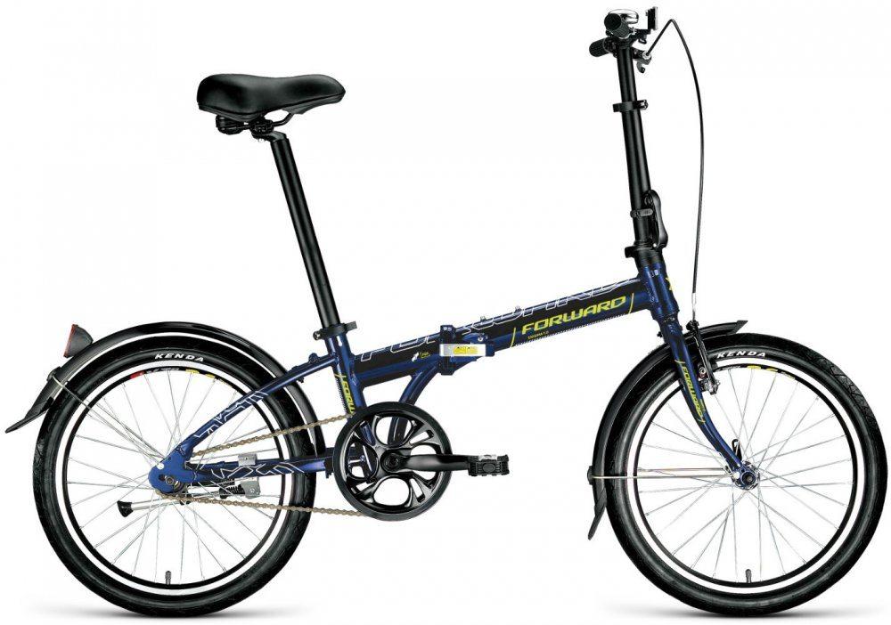 Складной велосипед Forward Enigma 20 1.0 (2019-2020)