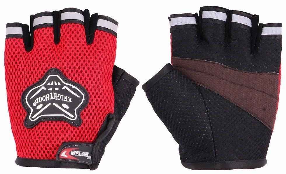 Перчатки без пальцев KNIGHTHOOD (пара)
