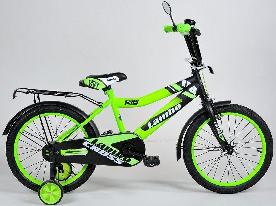 "Детский велосипед 18"" Varma LAMBO CROSS"