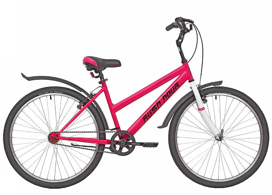 "Велосипед 26"" 1ск RUSH HOUR LADY 500 V-brake ST"