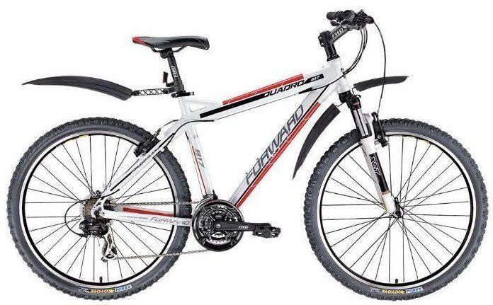 Горный велосипед Forward Quadro 817 (2014)