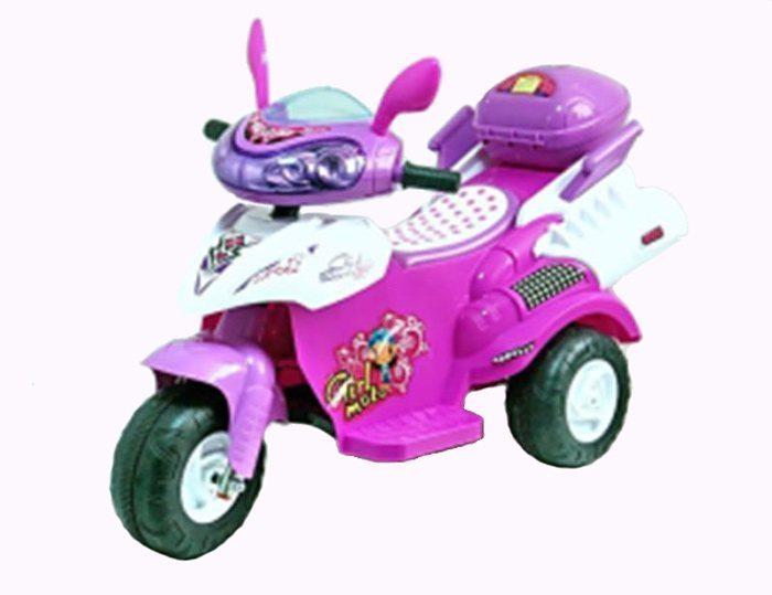 Детский мотоцикл 26-0014