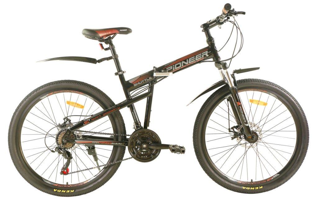 Велосипед Pioneer Shuttle 26''