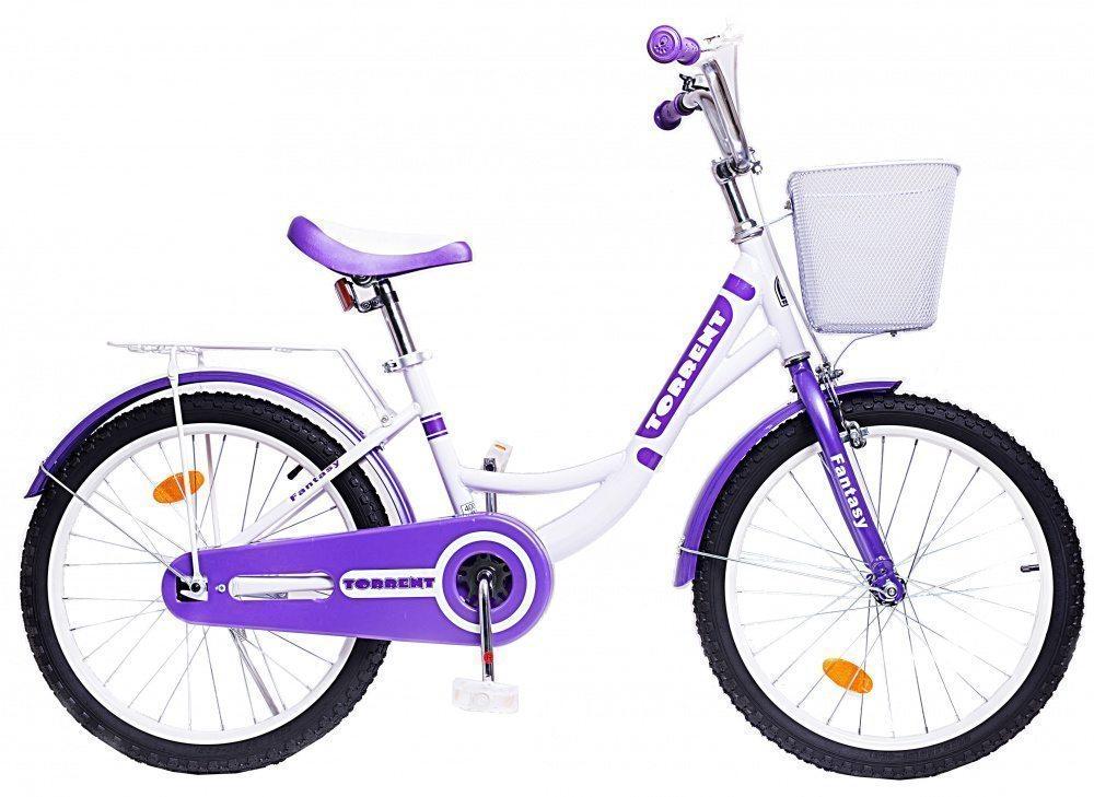 Детский велосипед TORRENT Fantasy
