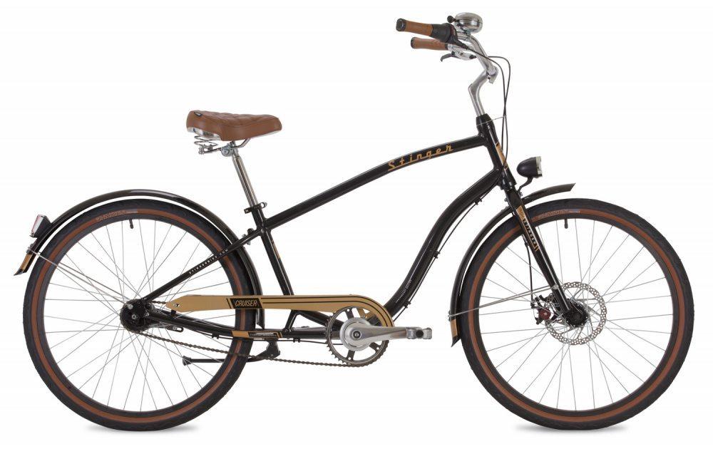 "Велосипед Stinger 26"" CRUISER 7SM алюм."