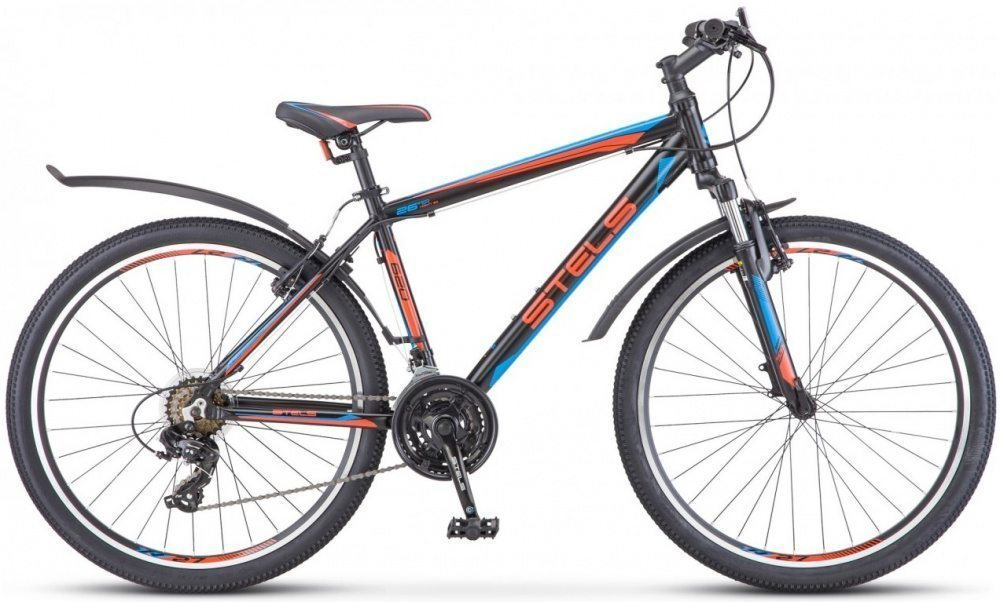 """Горный велосипед STELS Navigator 620 V 26"""" V010 (2020)"""