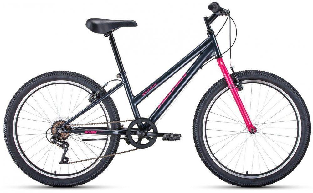 Подростковый велосипед ALTAIR MTB HT 24 low (2019-2020)