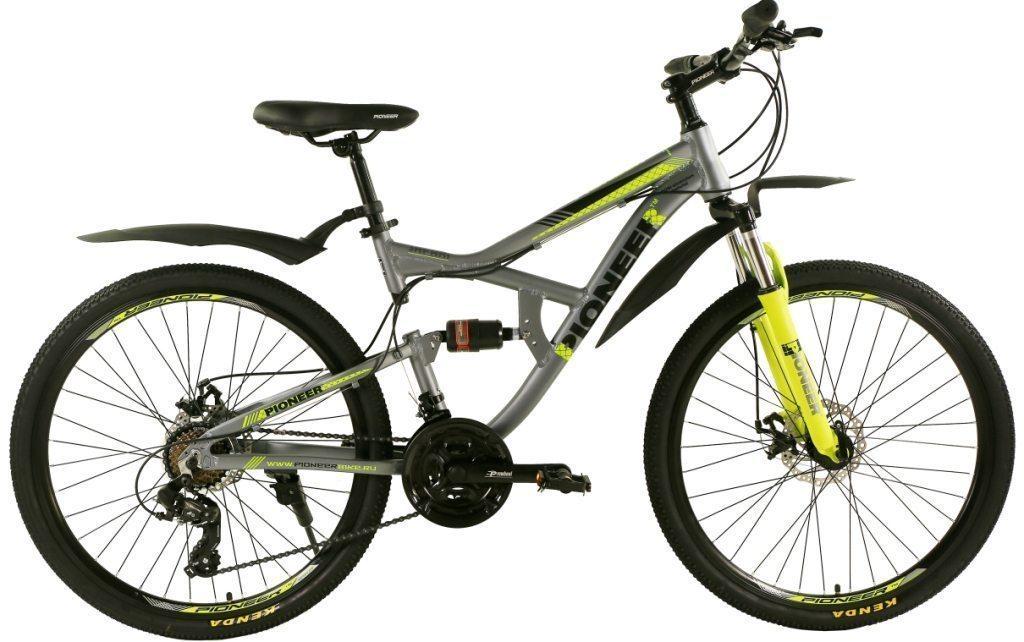 Велосипед Pioneer Safari 26'' AL