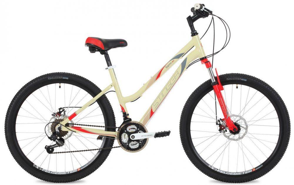 """Женский велосипед Stinger 26"""" Laguna D 2019"""