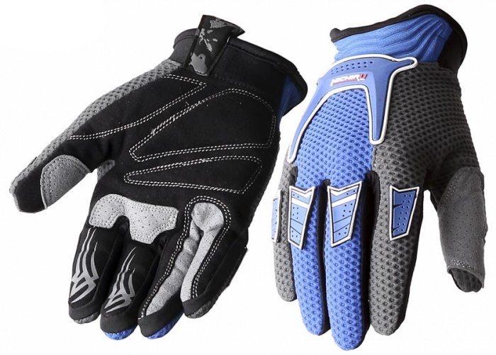 Перчатки G 8100  синие XL MICHIRU (пара)