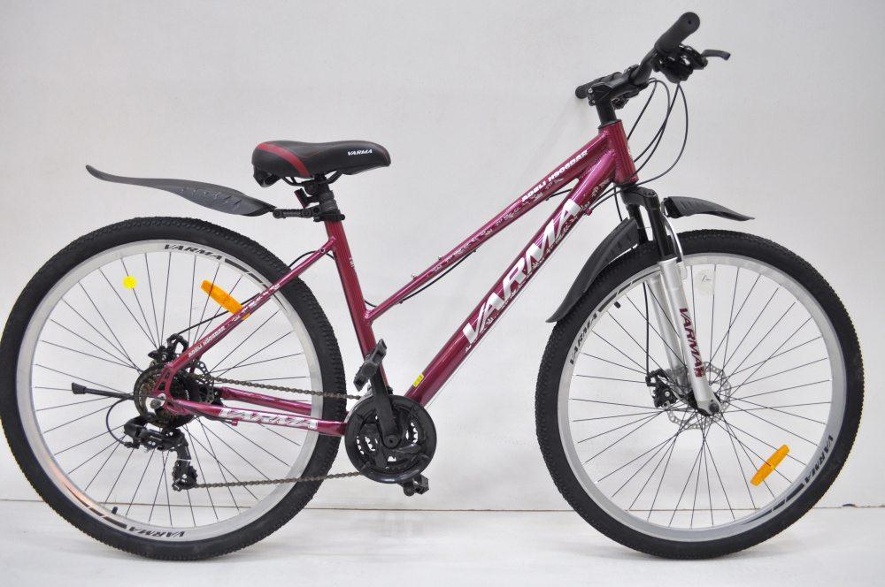 """Женский велосипед 29"""" VARMA  ADELI H906DAR 21 ск. ал."""