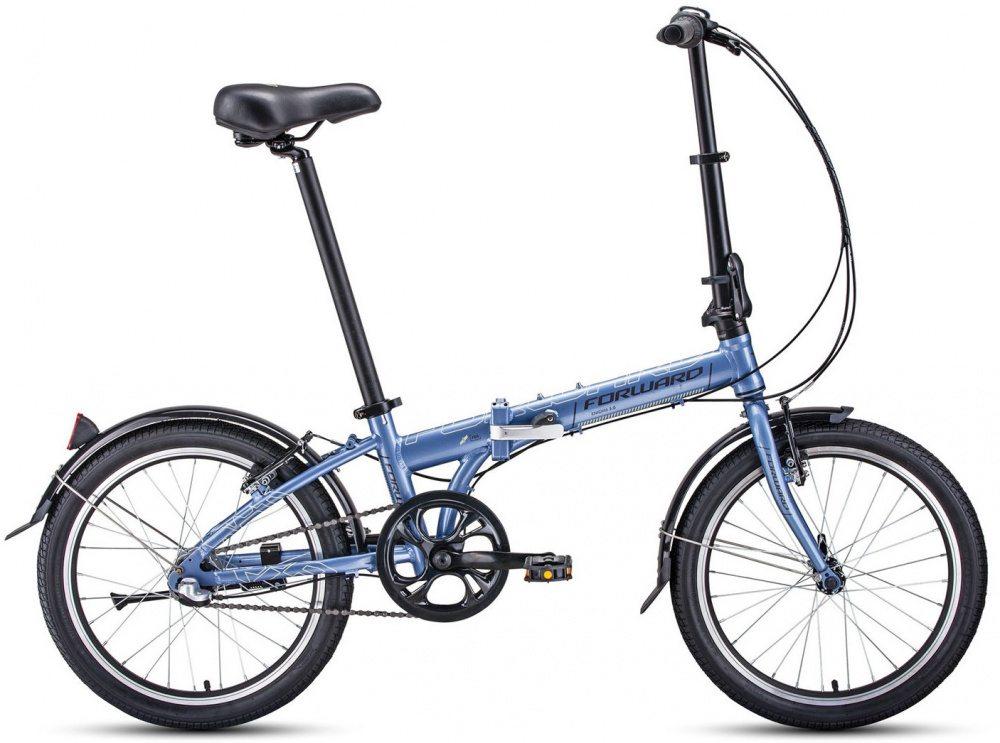 Складной велосипед Forward Enigma 20 3.0 (2019-2020)