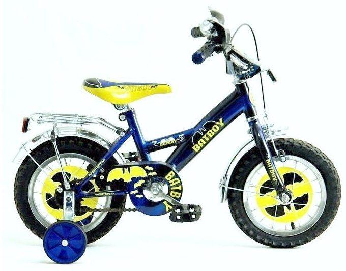 """Детский велосипед ДонВело Бэтбой 12"""""""